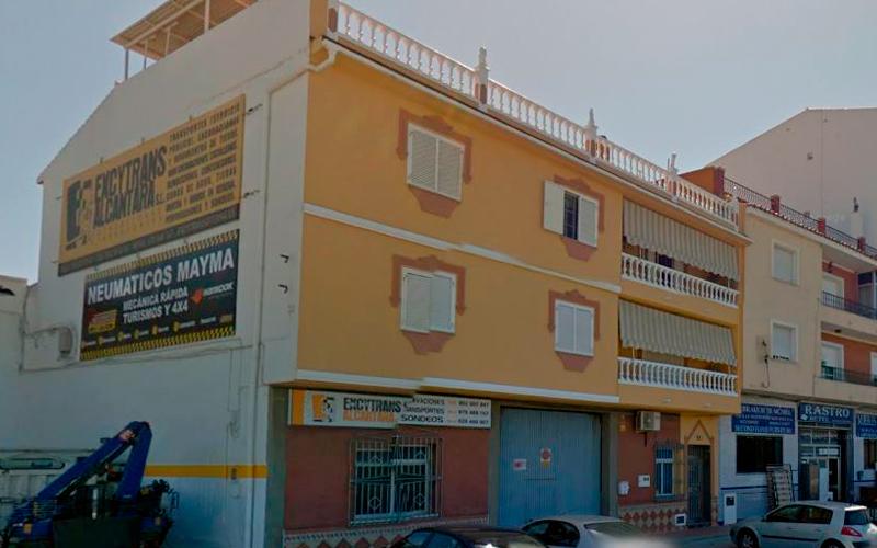 Empresa de excavaciones en Málaga