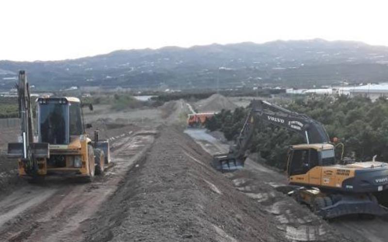 Empresa movimiento de tierra en Málaga