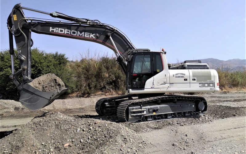 Excavaciones tierra