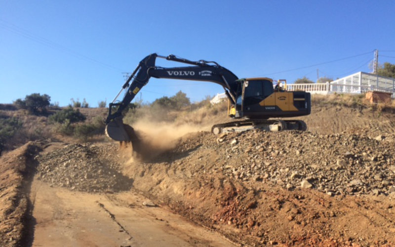 Excytrans - Excavaciones en Málaga