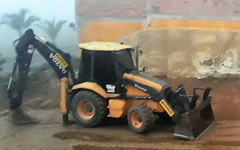Maquinaria para excavación